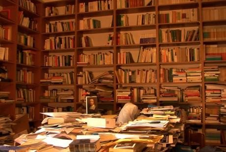 Libreria di Franco Ferrarotti